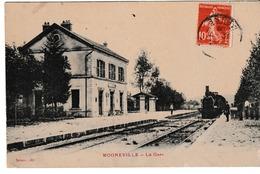 55 Mogneville  La Gare - France