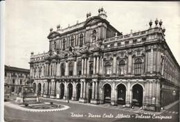 Piemonte - Torino - Piazza C. Alberto - Palazzo Carignano - - Palazzo Carignano