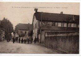 Saint-Innocent-La Mairie-La Place - Autres Communes