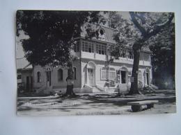 PHOTOGRAPHIE Ancienne STUDIO MACKENZIE : LA POSTE De PAPEETE / TAHITI / OCEANIE / FRANCE 1960 - Lieux