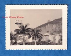 Photo Ancienne Snapshot - RIO DE JANEIRO ? Quartier à Situer - Brésil / Brasil - Lampadaire - Architecture South America - Lugares