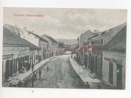 Csíkszereda  Miercurea Ciuc  Szeklerburg Fő Utca üzletek - Romania