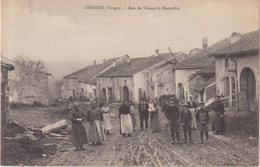 SENAIDE : Rue De Villars - St Marcellin . - Sonstige Gemeinden