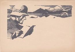 Carte Correspondance Miliatire Feldpostbrief Soldat - Guerra 1939-45