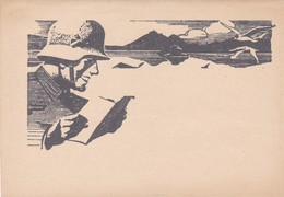 Carte Correspondance Miliatire Feldpostbrief Soldat - Weltkrieg 1939-45