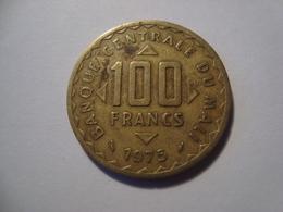 MONNAIE MALI 100 FRANCS 1975 - Mali (1962-1984)