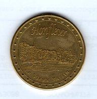 Médaille Touristique : Le Pont De Normandie / HONFLEUR Le Vieux Bassin - Touristiques