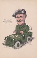 Feldmarshall Montgomery Jeep - Humoristiques