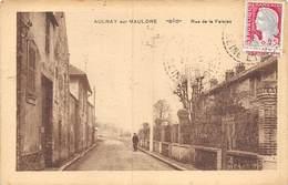 20-2771 :  AULNAY SUR MAULDRE. RUE DE LA FALAISE. - Frankreich