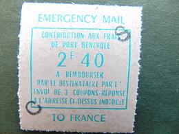 Timbre De Grève N°. 25** - Strike Stamps