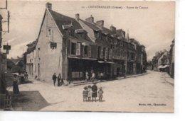 Chénérailles-Route De Cressat - Chenerailles