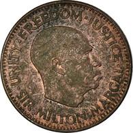 Monnaie, Sierra Leone, 1/2 Cent, 1964, British Royal Mint, TB+, Bronze, KM:16 - Sierra Leone