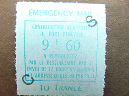 Timbre De Grève N°. 26** - Strike Stamps