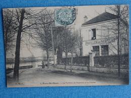 5- PARC DE SAINT-MAUR - Le Pavillon De Neptune Et La Marne - Saint Maur Des Fosses