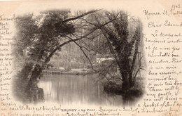BRUNOY - Le Pont - Brunoy