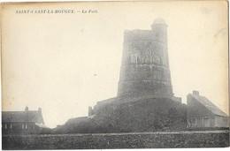 SAINT VAAST LA HOUGUE (50) Le Fort - Saint Vaast La Hougue