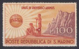 San Marino 1946 Mi#350 Mint Never Hinged - Unused Stamps