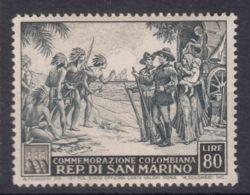 San Marino 1952 Mi#474 Mint Never Hinged - Unused Stamps