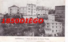 CAPRAROLA - PARTE ALTA VEDUTA DA SANTA TERESA  F/PICCOLO VIAGGIATA - Viterbo