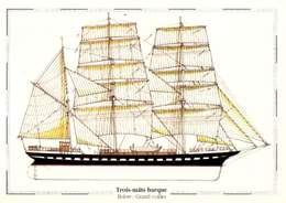 Transports > Bateaux > Voiliers § BELEM  //LOT 3074 - Velieri