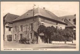 CPA 01 - Artemare - Hôtel Restaurant Grosset - Unclassified