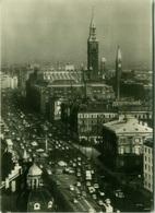 COPENHAGEN - H.C. ANDERSENS BOULEVARD MED RADHUSET I BAGGRUNDEN  - FOTO CTK - CZECH EDITION - 1950s (BG7926) - Dinamarca