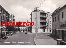 CIAMPINO - VIA S. FRANCESCO D' ASSISI F/GRANDE VIAGGIATA 1964 ANIMATA - Altri