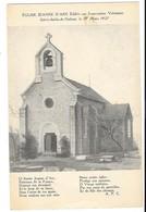SAINT AUBIN DE NABIRAT (24) Eglise Jeanne D'Arc édifiée Par Souscription 1927 - Autres Communes