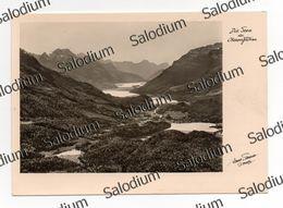 Die Seen Del Oberengadins - Foto Photo Signed Firmata - St. Moritz Oberengadin - Svizzera Grigioni Maloggia Grisons - GR Grisons