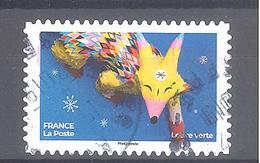France Autoadhésif Oblitéré (Mon Fantastique Carnet De Timbres N°5) (cachet Rond) - Francia