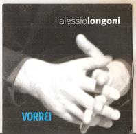 ALESSIO LONGONI VORREI (PROMO) CD - Musique & Instruments