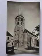 L' Eglise Du XII Eme Siècle - EVAUX Les BAINS - Evaux Les Bains