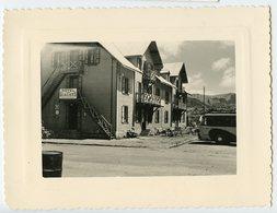 Hotel Des Glaciers Montagne Station à Situer Identifier Chalet Bus à Situer Identifier  Superbe - Lugares