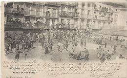 ESPAGNE TOLOSA PLAZA DE LOS FUEROS - Non Classificati