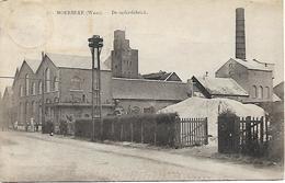 Moerbeke (Waas) - De Suikerfabriek. - Moerbeke-Waas