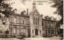 ST. GERMAINMONT. L'hôpital - Frankreich