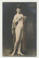 Artiste - Femme Nu Body érotisme - Collection Héro - Bellezza Femminile Di Una Volta < 1920