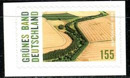 BRD - Mi 3533 Gestanzt Aus FB 98 - ** Postfrisch (I) - 155C    Grünes Band Deutschland - Ausgabe 02.03.2020 - BRD