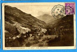 NY174, Brides Les Bains, Le Golf, Circulée 1934 - Brides Les Bains