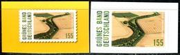 BRD - Mi 3533 Gestanzt Aus FB 98 - ** Postfrisch (M) - 155C    Grünes Band Deutschland - Ausgabe 02.03.2020 - BRD