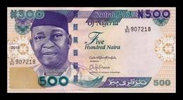 Nigeria 500 Naira 2015 Pick 30n SC UNC - Nigeria
