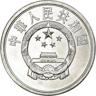 Monnaie, CHINA, PEOPLE'S REPUBLIC, 2 Fen, 1982, TTB, Aluminium, KM:2 - Chine