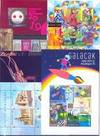 2019. Azerbaijan, Complete Year Set 2019, 37stamps + 35s/s + 2sheetlets + Booklet, Mint/** - Azerbaïdjan