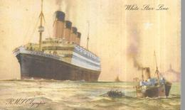 Olympic - Ships