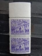 VIETNAM DU SUD 1956 Y&T N° 39 X 2 ** - 5e ANNIV. DE L'ENTREE DE L'UPU - Vietnam