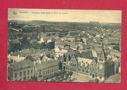 C.P. Nivelles = Panorama  Côte  Nord  Et  Palais  De  Justice - Nivelles