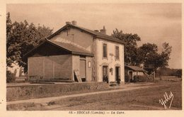 BROCAS LES FORGES - La Gare - France
