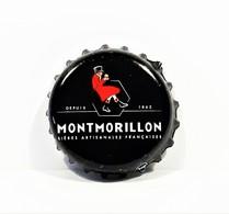 Capsules Ou Plaques De Muselet   BIÈRE  MONTMORILLON - Bier
