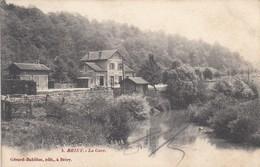 BRIEY (Meurthe-et-Moselle): La Gare - Briey