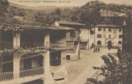 CARTOLINA VIAGGIATA PRIMI 900 VALLE GESSO CUNEO ROASCHIA (TY151 - Cuneo